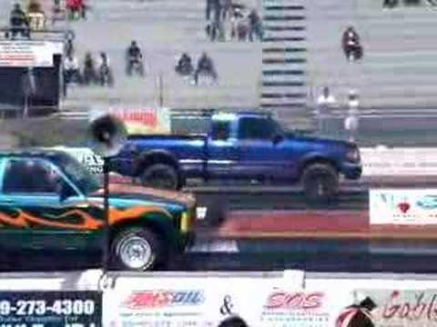 ford ranger vs chevy s10