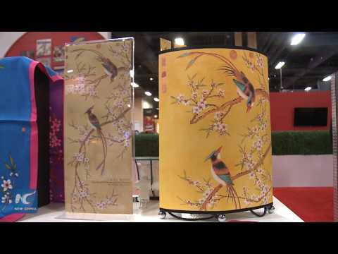 China Art and Cultural Properties presented at Licensing Expo