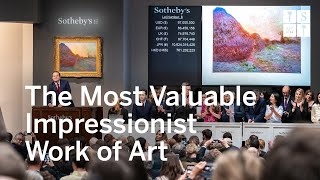 Watch : $110.7 Million Monet Shatters ...