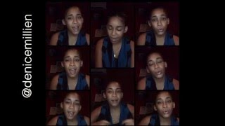 "Tarrus Riley - ""My Day"" (A Capella Cover) by Denice Millien"