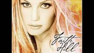 Faith hill There you