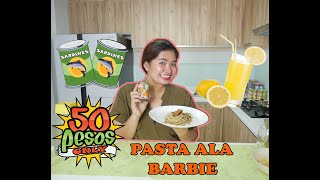 HOW TO MAKE PASTA SARDINES ?For 50 Pesos Only!!