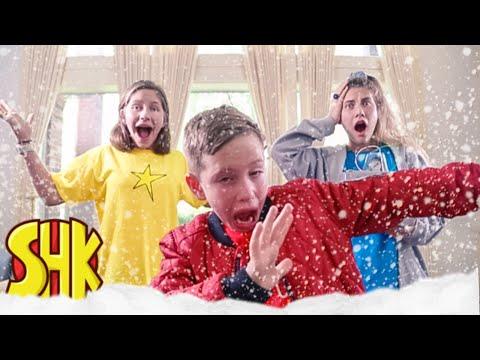 Noah's Snowstorm Disaster! SuperHeroKids