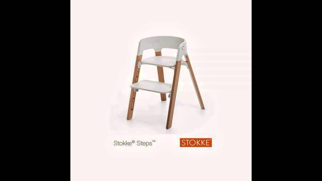 Sedia Design Stokke.Sedia Stokke Steps Seggiolone Stokke Che Diventa Sedia