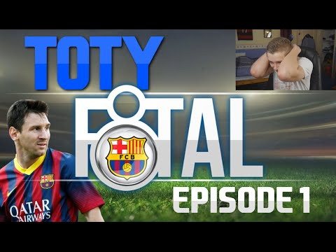 FIFA 15 - THE TOTY F8TAL   Episode 1