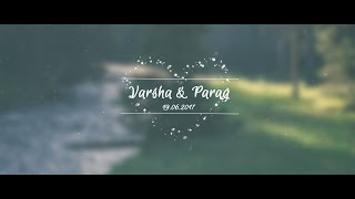Varsha & Parag ( Wedding Highlight Video) 4K