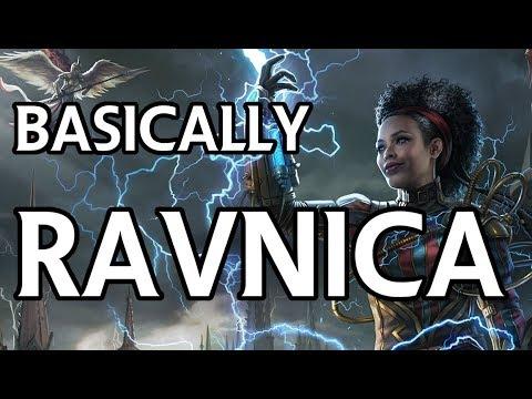 Basically Ravnica