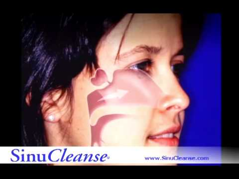 Neti Pot by Sinucleanse - Natural Allergy Relief