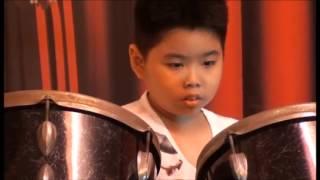 ART SENHONG ( Drum Jazz   Truong Hoang Lam ) - 2016