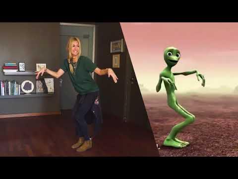 Çağla | Uzaylı Dansı |