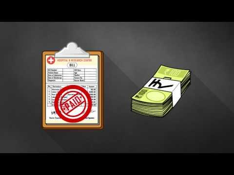 Metis Health Insurance :  TPA Card Animation Video.