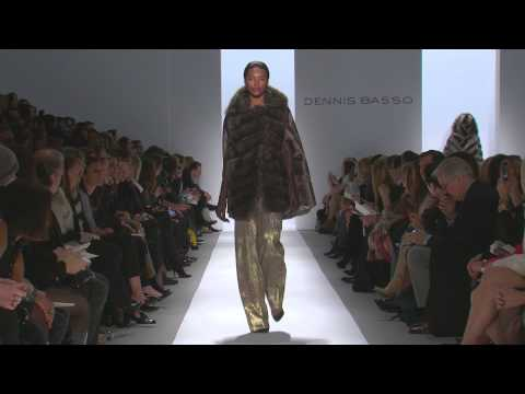 Dennis Basso Fall/Winter 2013 - Mercedes-Benz Fashion Week