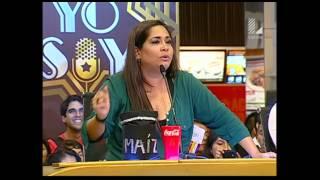 El imitador de Raúl Romero sorprendió al jurado de Yo soy