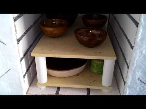 Про муфельную печь для обжига керамики