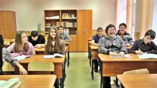 Команда КВН Гимназии №18 - Я люблю школу(Клип на песню