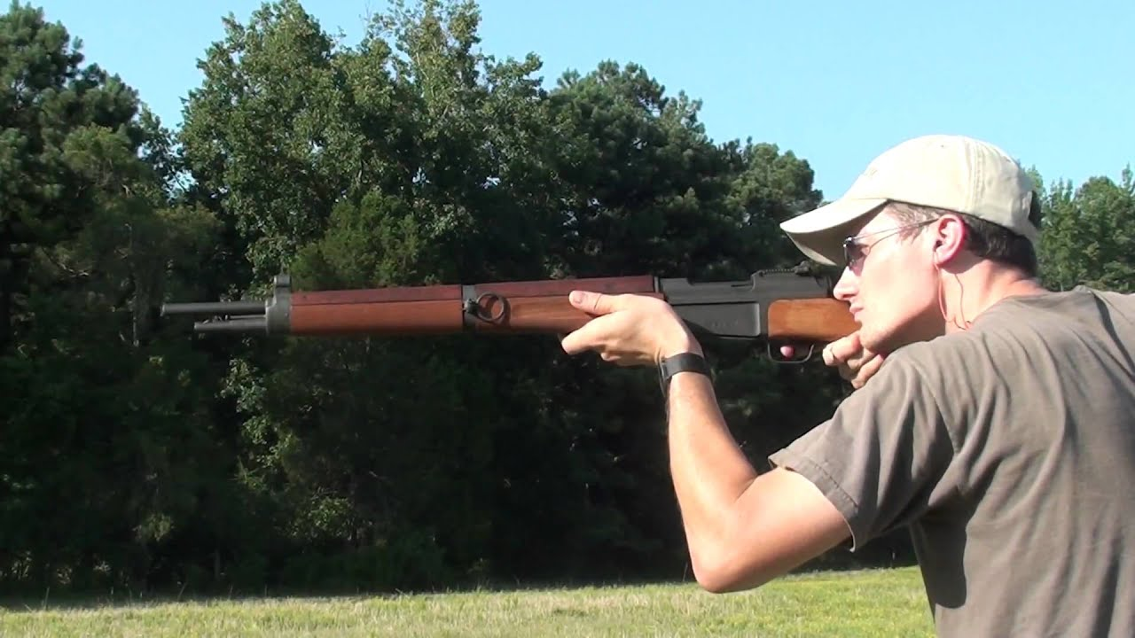 French MAS 36 7 5x54mm WW2 rifle