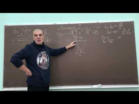 Лекция профессора МГТУ «Станкин» Кокарев В. И. по курсу «Эксплуатация режущего инструмента» #3