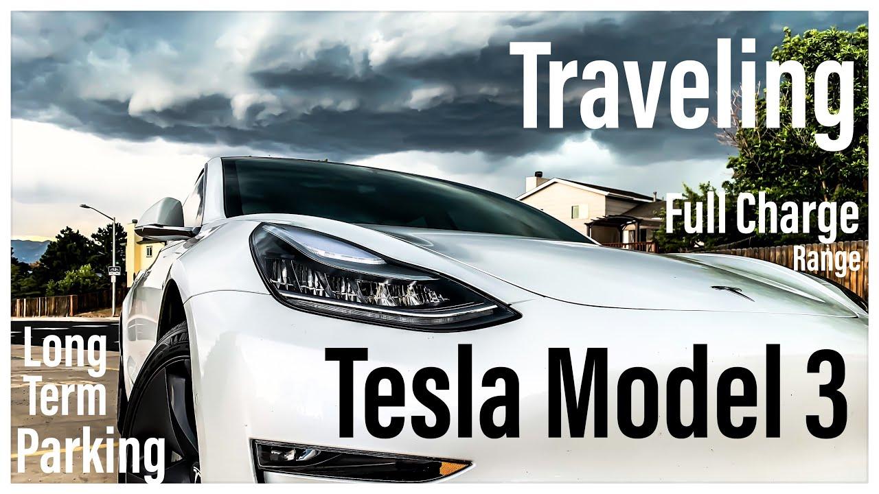 Tesla Model 3 Standard Range Plus | Traveling | Long Term ...