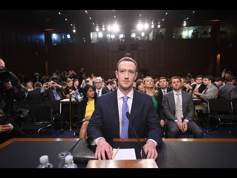 Mark Zuckerberg testifies before Congress – watch live