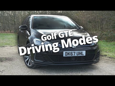 VW Golf GTE Driving Modes Explained | Stable Lease