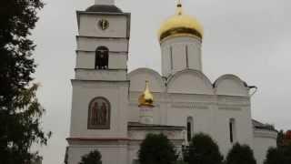 Борисоглебский монастырь  Г  Дмитров  19 09 2013  - 3(Часы бьют половину первого., 2013-09-19T16:51:58.000Z)