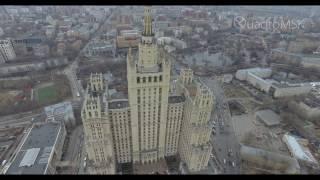 Смотреть видео жилой дом на кудринской площади