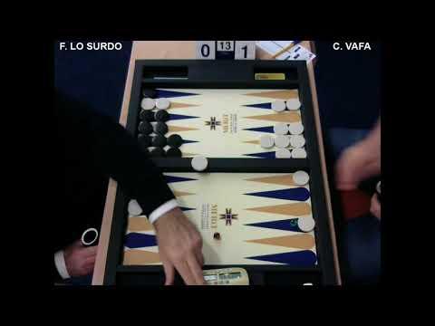 3rd Merit Open Montenegro F. Lo Surdo & C. Vafa (Win)
