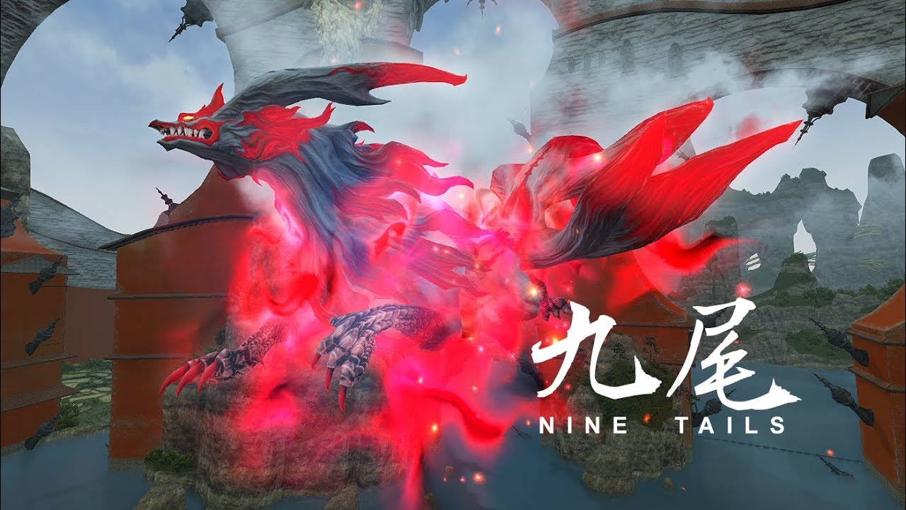 Lil Cairn Blog Entry `Nine Tails 【九尾】 ` | FINAL FANTASY XIV, The