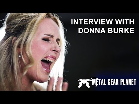 Interview with Donna Burke - Singer of Sins of the Father (& more), Voice of the iDroid