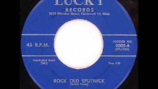 Nelson Young - Rock Old Sputnik