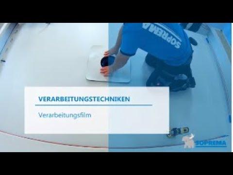 FLAG FPO-Kunststoffbahnen Fachgerecht Verarbeiten