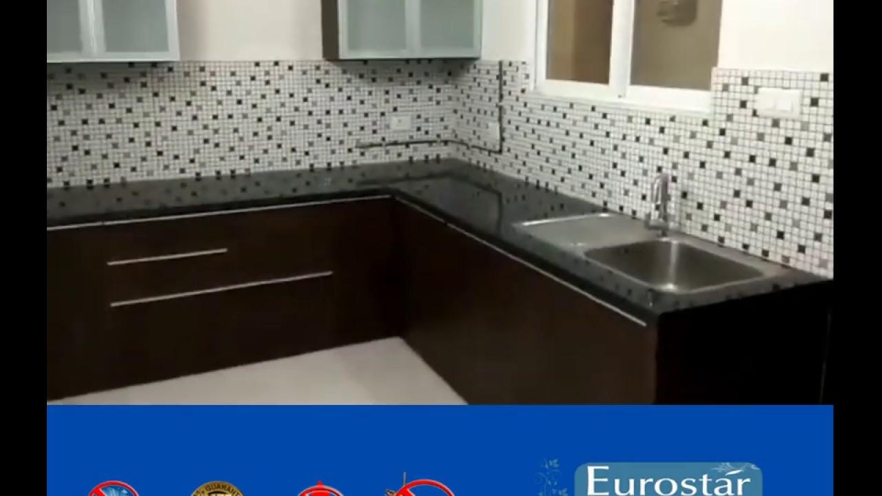 """Modular kitchen ! Best  """" L"""" shape kitchen interior Designe -2020"""