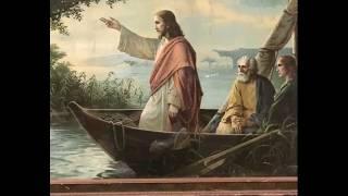 Евангелие от Марка с иллюстрациями. Глава 4. (читает священник Валерий Сосковец)