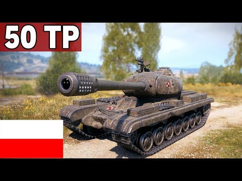 POLSKI IX TIER - PIERWSZY KONTAKT - World of Tanks thumbnail