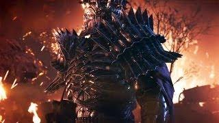 The Witcher 3 Wild Hunt Trailer (2014)