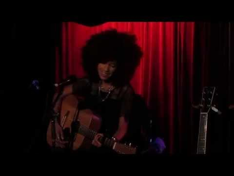 """Andy Allo: """"Don't Ever Say/Don't Go"""" (new song) Live at The Mint..Los Angeles, CA 4.23.14"""