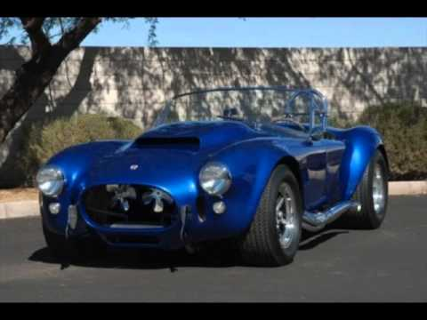 1966 Shelby Cobra 427 Super Snake Youtube