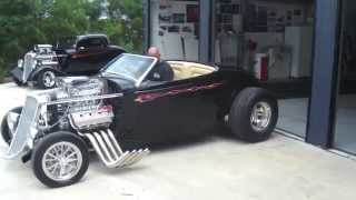 'The Outlaw' 1934 Roadster Blown 392 Hemi