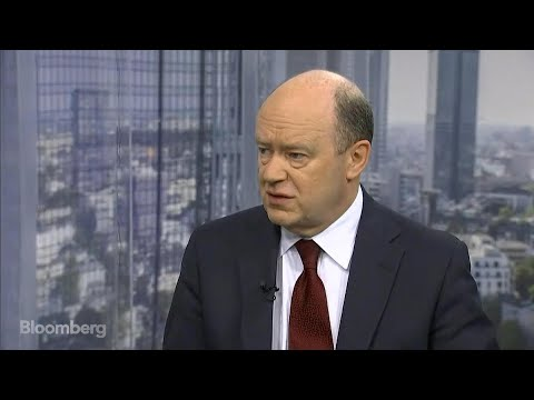 Deutsche Bank CEO on 2Q Results, Brexit, Europe