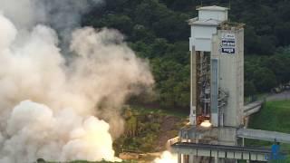 2e essai du moteur Ariane 6 - P120C