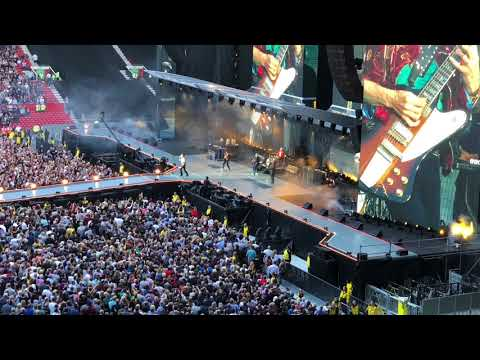 The Rolling Stones, Old Trafford, Manchester June 5, 2018