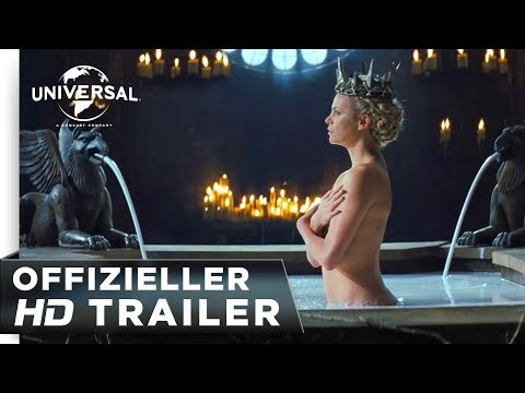 Snow White & the Huntsman - Trailer 2 deutsch / german HD