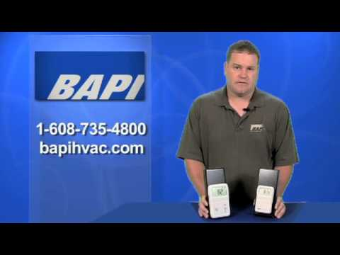 BAPI-Stat 3 and BAPI-Stat 4 Room Sensors - Overview