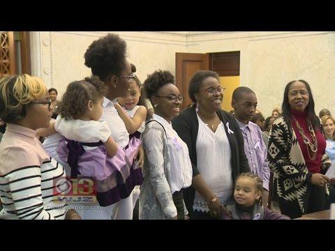 Baltimore Celebrates National Adoption Day