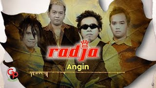 Radja - Angin (Official Music Audio)