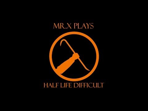 Let's Play Difficult Half Life Part 1