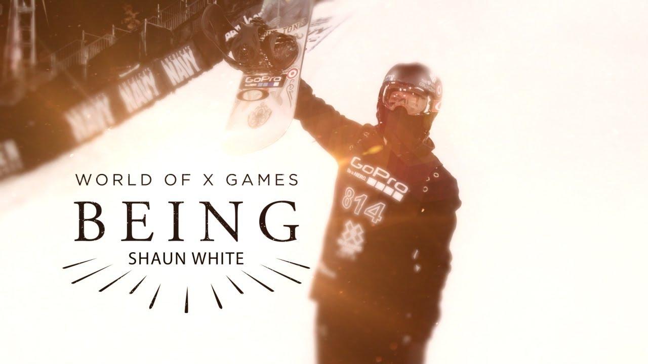 BEING: Shaun White   X Games Aspen 2018 #1