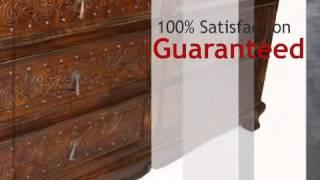Spanish 6 Drawer Dresser - Lonestarwesterndecor.com