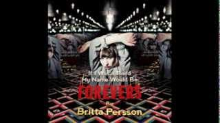 Britta Persson - Foam Rubber/Sunbeam
