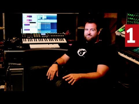 Claude VonStroke - The making of Vocal Chords - In The Studio With Future Music Part 1
